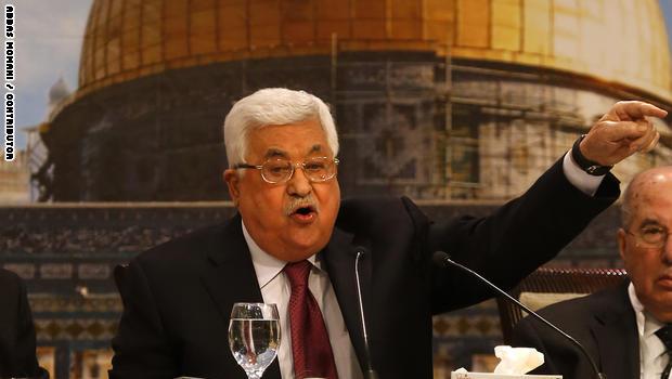 بعد تصريحاته عن اليهود.. هجوم شرس على محمود عباس واتهامه بـ