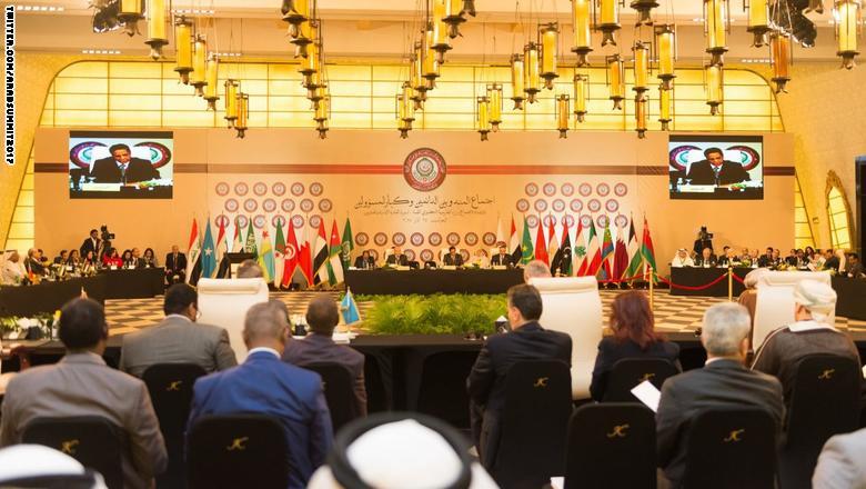قمة عمّان..وفاق حول محاربة الإرهاب وإدانة لتدخلات إيران