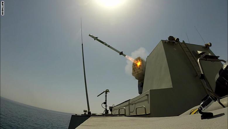 بحرية الإمارات تشتري صواريخ RAM وهذه مواصفاتها