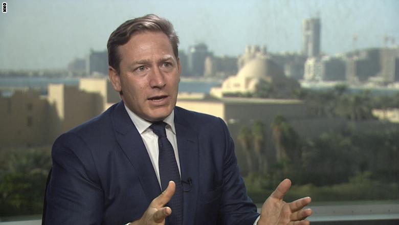 سامويل لـCNN: نعتبر القدس الشرقية محتلة.. ندعم التحالف ونقف ضد التجويع باليمن