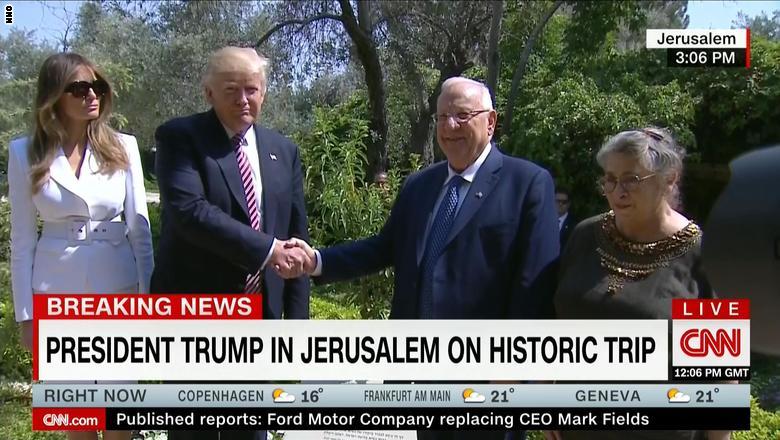 93713fb74 نيويورك، الولايات المتحدة الأمريكية (CNN) -- قبل إلقاء الرئيس الأمريكي،  دونالد ترامب، خطابه الذي كان منتظرا عن الإسلام من العاصمة السعودية – الرياض  ...
