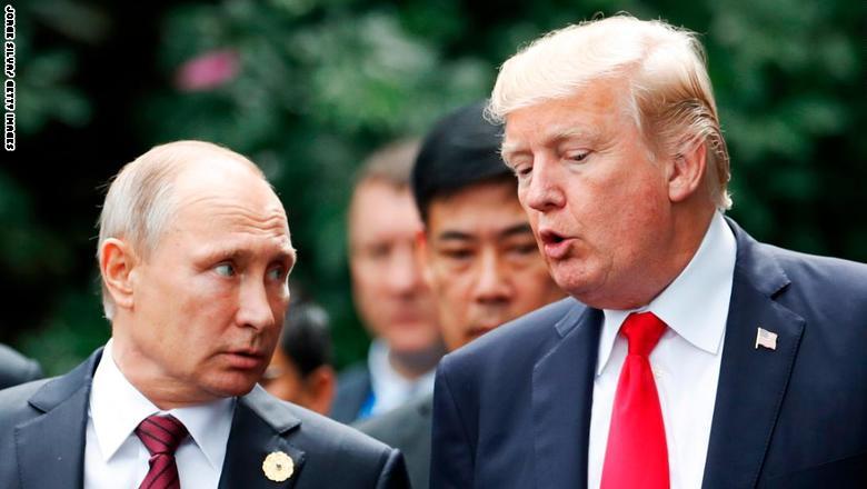 بوتين يشكر ترامب لتوفيره معلومات حالت دون هجوم إرهابي