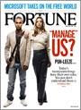 """Manage"" us? Puh-leeze ..."