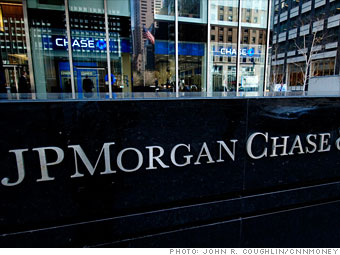 J P  Morgan Chase & Co  - Fortune 500 - JPM