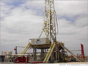 Pioneer Drilling <span class='quoteLink'>(<a href='/quote/quote.html?symb=PDC'>PDC</a>)</span>
