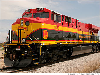 Kansas City Southern <span class='quoteLink'>(<a href='/quote/quote.html?symb=KSU'>KSU</a>)</span>