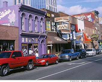 Nashville - Davidson