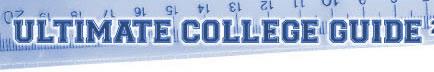 Ultimate College Guide 2005