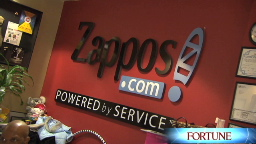 Zappos fits with creative types