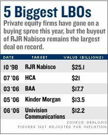 Freescale could be close to being largest tech buyout - Sep  11, 2006