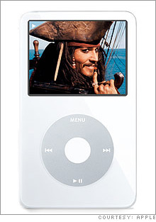Apple's video iPod
