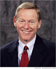 Ford CEO Alan Mulally has agreed to some on-the-job training as a salesman in a Ford dealership.