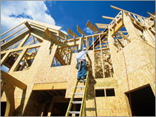 One of the nation's leading home builders is not seeing the normal start to the spring home selling season.