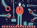 How do great companies groom talent?