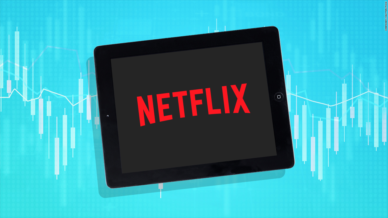 GFX netflix earnings