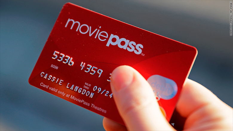 moviepass stock