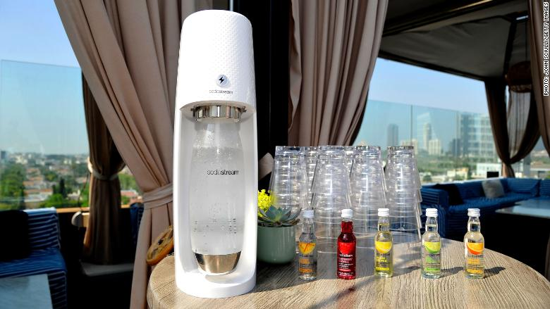 sodastream dispenser