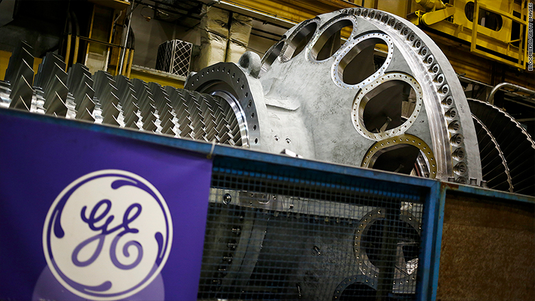General Electric power plant
