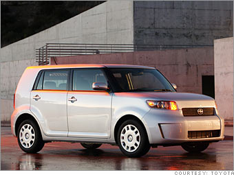 Top 10 best resale value cars - Scion xB (6) - CNNMoney.com