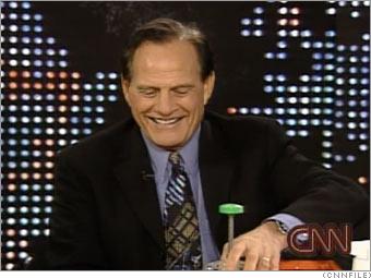 Infomercial spokesperson/celebrity pitchman