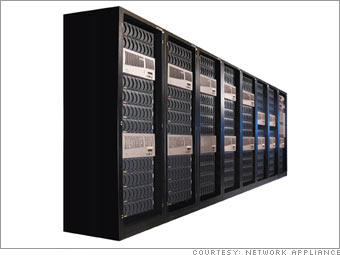 Network Appliance (<a href='/quote/quote.html?symb=NTAP'>NTAP</a>)