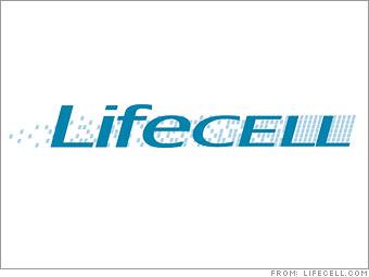 LifeCell (<a href='/quote/quote.html?symb=LIFC'>LIFC</a>)