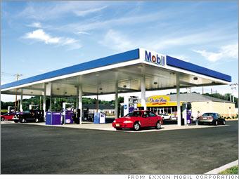 2. Exxon Mobil