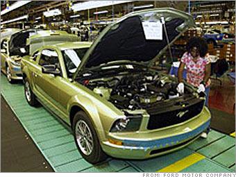 7. Ford Motor