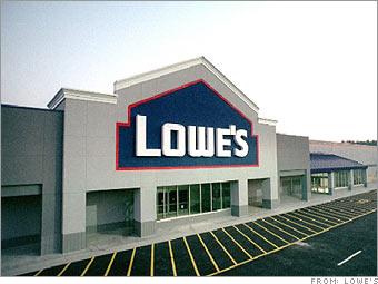 45. Lowe's