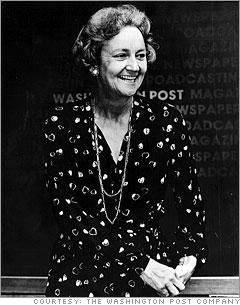 Katharine Graham (1917-2001)