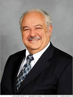 Top 25 richest execs 4 victor insetta 4 fortune small business victor insetta stopboris Gallery