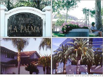 La Palma,  Calif.