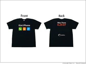 'iGot iPhone' T-shirt