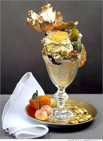 Image result for Golden Opulence Sundae