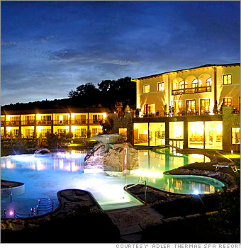 Adler Thermae Spa Resort <BR> <BR> Siena, Italy