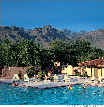 Canyon Ranch <BR> <BR> Tucson, Arizona