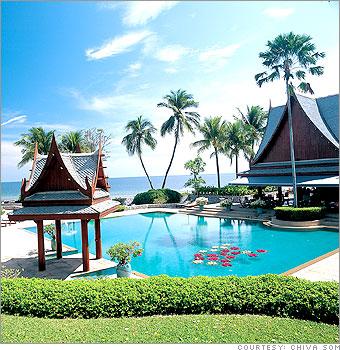 Chiva-Som International Health Resort <BR> <BR> Hua Hin, Thailand