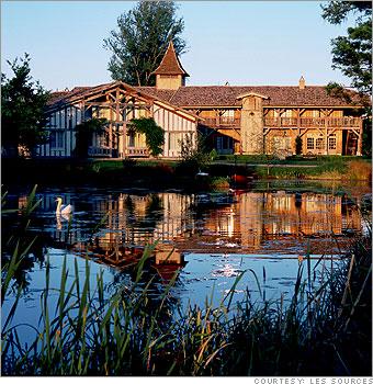 Les Sources de Caudalie <BR> <BR> Bordeaux-Martillac, France