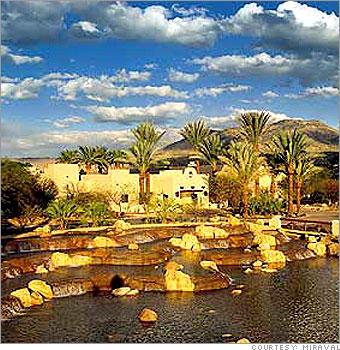 Miraval Resort <BR> <BR> Tucson, Arizona