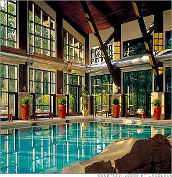 The Lodge at Woodloch <BR> <BR> Hawley, Pennsylvania