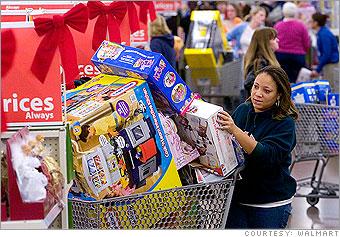 Wal-Mart's big payoff