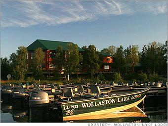 Fishing at Wollaston