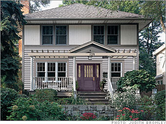 Add Curb Appeal To Your Home Fetching Front Porch 2 Cnnmoney Com