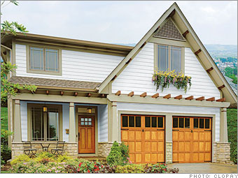 Add Curb Appeal To Your Home Upgrade Garage Doors 8
