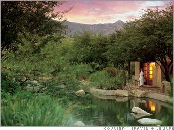 Miraval Resort, Tucson Villas<br><br> Catalina, Arizona