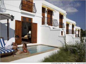 Residences at the Horned Dorset Primavera <br><br> Rincon, Puerto Rico