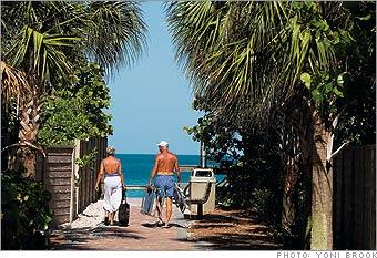 Naples, Fla.: Calm on the coast