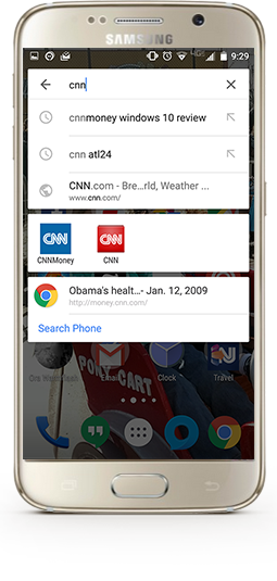 Search Iphone Win Android
