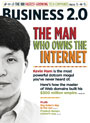 The man who owns the Internet
