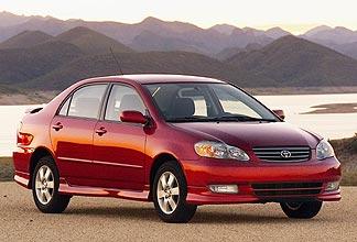 Toyota Corolla Category Economy Car